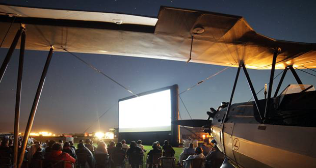 Outdoor Fly-In Cinema Texel