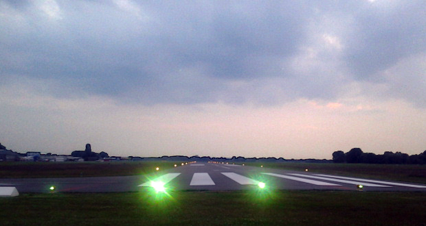 Luchthaven Teuge