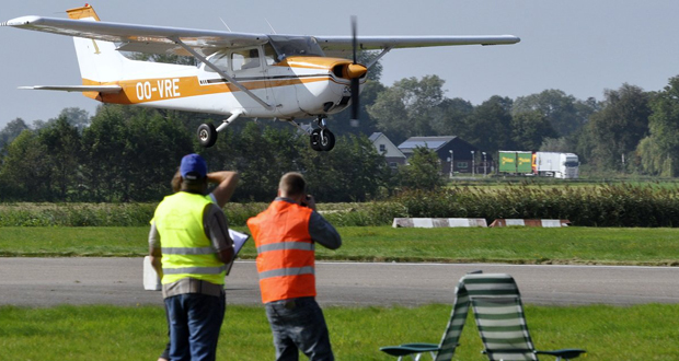 Dutch Air Rally 2014
