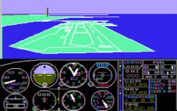 Microsoft Flight Simulator 1.01