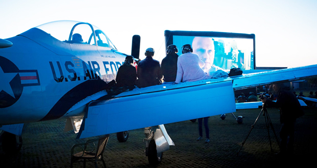 Texel Cinema Fly-In