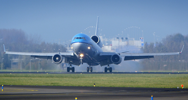 Farewell KLM MD-11