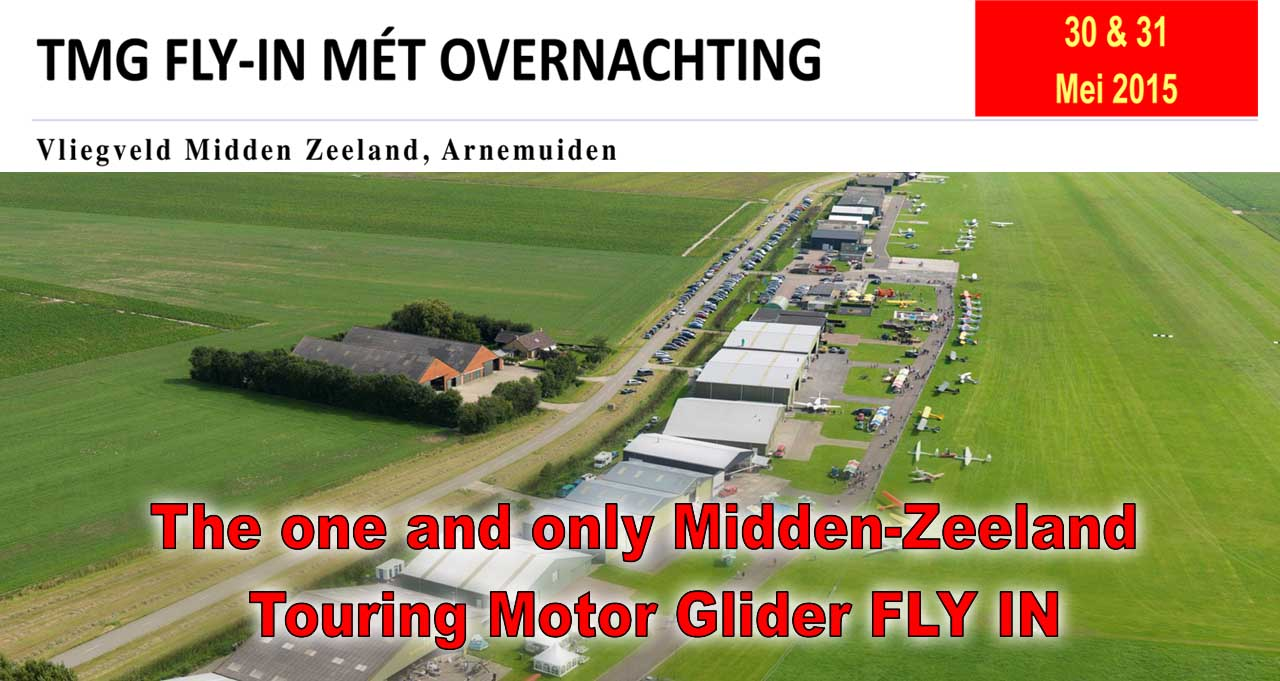 Touring Moter Glider Fly-In