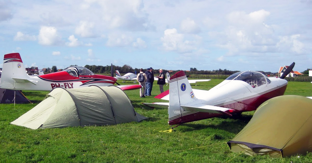 Texel Fly-In 2015
