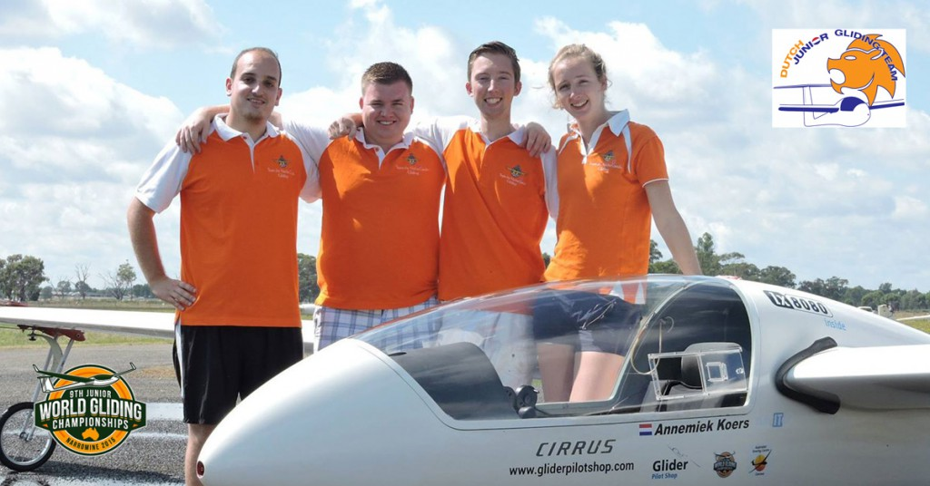 Dutch Junior Gliding Team