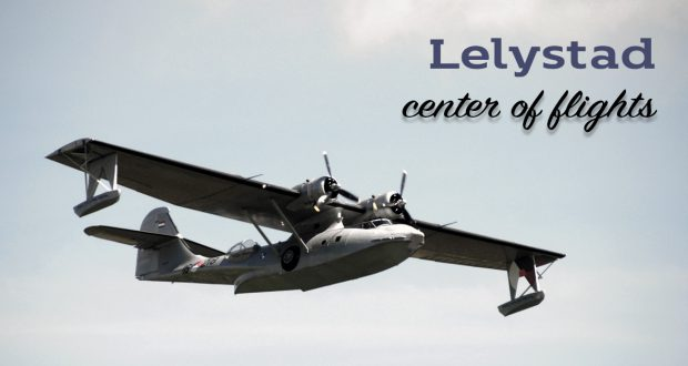 Lelystad - center of flights