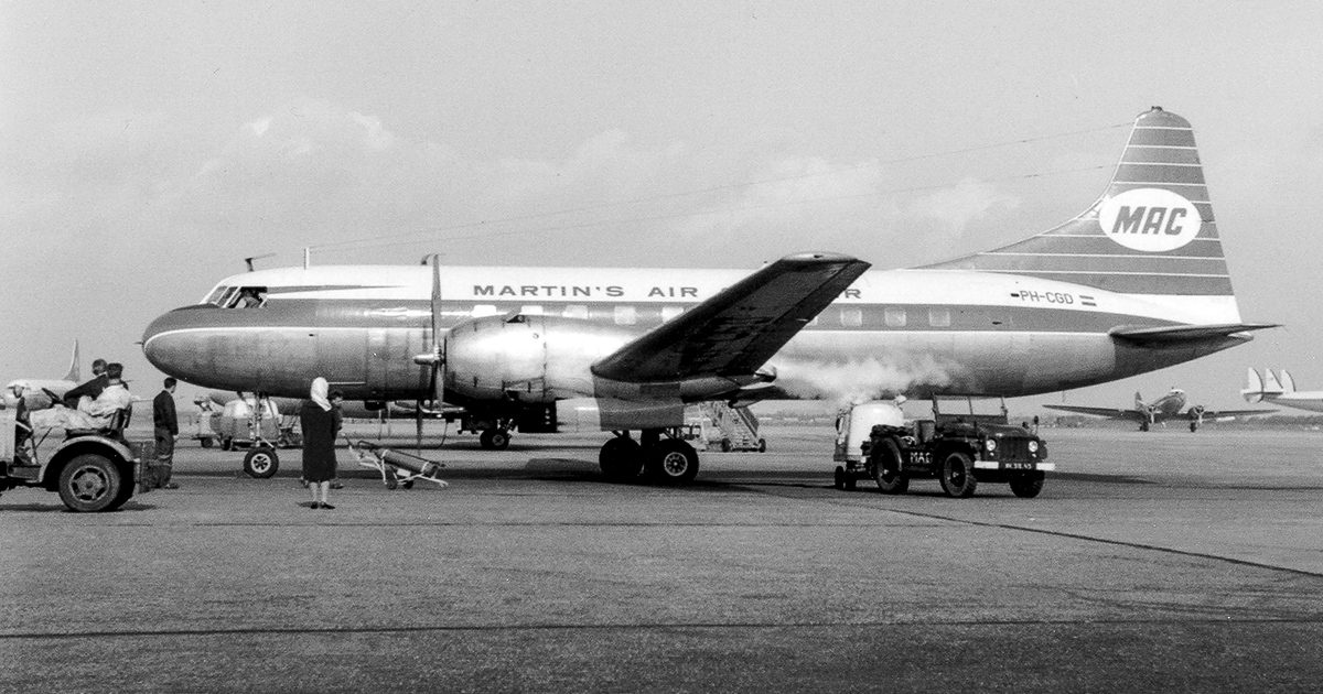 Aviodrome Convair 340